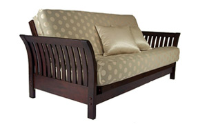 See Solid Wood Futon Frames