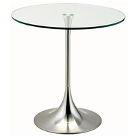 Coronet Round Accent Table