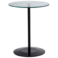 Orbit Round Accent Table