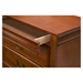Louis Philippe Dresser - 8 Drawers, Medium Cherry - ALP-3701