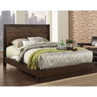 Element 2 Platform Bed - Espresso