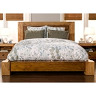 Jimbaran Bay Platform Bed - Tobacco