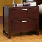 Camarillo 2 Drawer Nightstand