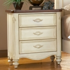 Chateau Antique White Nightstand