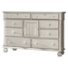 Newport Dresser in Antique Birch - AW-3710-281