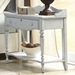 Newport Night Table in Monaco Blue - AW-3720-410