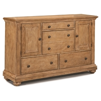 Pathways Dresser in Sandstone