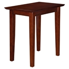 Shaker Chair Side Table - Rectangular