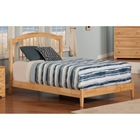 Windsor Open Foot Bed - Platform, Natural