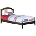 Windsor Wood Bed - Platform, Walnut - ATL-AP94-1034