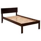Orlando Platform Bed - Open Foot