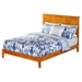 Nantucket Open Foot Bed - Platform - ATL-AR82-100