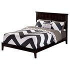 Nantucket Open Foot Bed - Platform