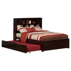 Newport Flat Panel Foot Board - Trundle Bed, Platform, Bookcase Headboard