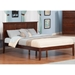 Madison Platform Bed - Walnut - ATL-AR86-1034
