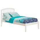 Richmond Platform Bed - Open Foot