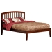 Richmond Platform Bed - Mission Style - ATL-AR88-103