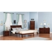 Portland Queen Open Foot Bed - Platform - ATL-AR894100
