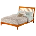 Orleans Sleigh Bed - King - ATL-AR925103