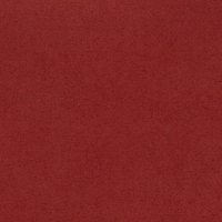 Microsuede Futon Cover in Cardinal Red