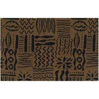 Hieroglyphics Tapestry Full Size Futon Cover with 2 Pillows