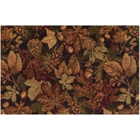Autumn Harvest Tapestry Futon Cover