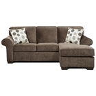 Worcester Transitional Sleeper Sofa Chaise - Elizabeth Ash
