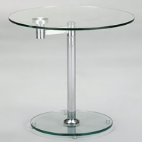 Selene Rotating Top End Table