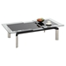 Tara Pop-Up Extension Cocktail Table - Black - CI-TARA-CT-BLK