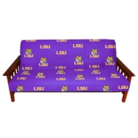 Louisiana State University Futon Cover