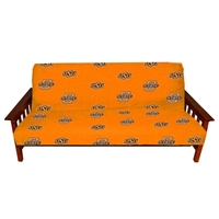 Oklahoma State University Futon Cover