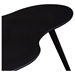 Beacon Cocktail Table - High Gloss Black Top - DS-BEACONCTBL