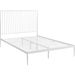 Annika Queen Platform Bed - White - EEI-5478-WHI