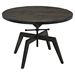 Grasp Wood Top Coffee Table - Black - EEI-1209-BLK