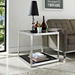Open Box Side Table - Black - EEI-261-BLK