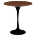 "Lippa 20"" Wood Side Table - Black - EEI-270-BLK"