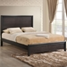 Madison Queen Bed - Walnut - EEI-MOD-5220-WAL-SET
