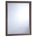 Tracy Dresser and Mirror - Cappuccino - EEI-MOD-5310-CAP-SET