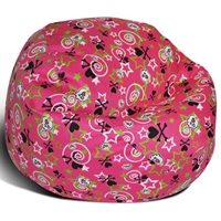 Stars & Bones Toddler Size Bean Bag