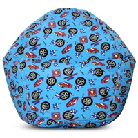 Race Car Toddler Size Bean Bag