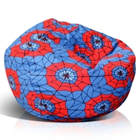 Spider Web Toddler Size Bean Bag