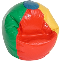 Multi-Color Kids Bean Bag