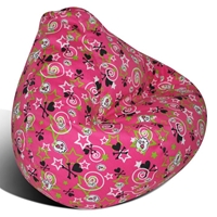 Stars & Bones Kids Bean Bag