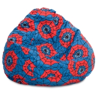 Spider Web Kids Bean Bag