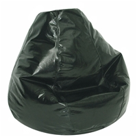 Wetlook Black Bean Bag Chair