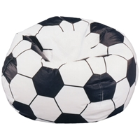 Soccer Ball Bean Bag for Kids