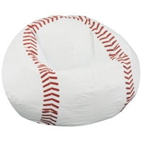 Baseball Bean Bag Chair for Kids