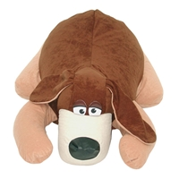 Rug Pals TV Watch Dog Bean Bag