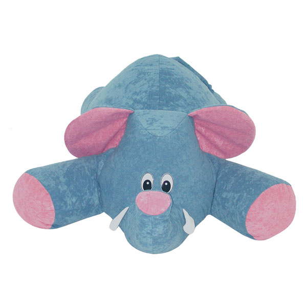 Elephant Bean Bag Kids Rug Pals - EL-30-8042-876