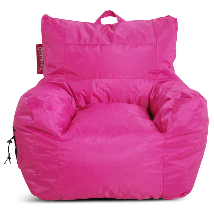 Big Maxx Mega Bean Bag Armchair - Pink - EL-30-9601-061